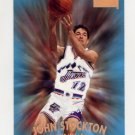 1997-98 Skybox Premium Basketball #020 John Stockton - Utah Jazz
