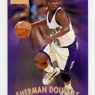 1997-98 Skybox Premium Basketball #018 Sherman Douglas - Milwaukee Bucks