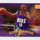1997-98 Skybox Premium Basketball #012 Glenn Robinson - Milwaukee Bucks