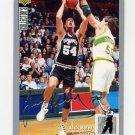 1994-95 Collector's Choice Basketball Silver Signature #254 Jack Haley - San Antonio Spurs