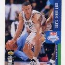 1994-95 Collector's Choice Basketball #408 Jason Kidd DC - Dallas Mavericks
