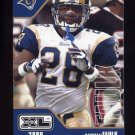 2002 Upper Deck XL Football #440 Marshall Faulk - St. Louis Rams