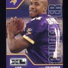 2002 Upper Deck XL Football #254 Daunte Culpepper - Minnesota Vikings