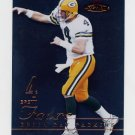 2003 Fleer Mystique Football #028 Brett Favre - Green Bay Packers