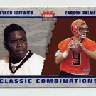 2003 Fleer Tradition Classic Combinations #29 Carson Palmer / Byron Leftwich /375