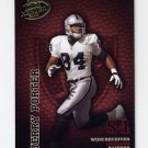 2003 Playoff Hogg Heaven Football #104 Jerry Porter - Oakland Raiders