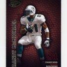 2003 Playoff Hogg Heaven Football #081 Randy McMichael - Miami Dolphins