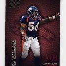 2003 Playoff Hogg Heaven Football #051 Al Wilson - Denver Broncos