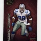 2003 Playoff Hogg Heaven Football #043 Darren Woodson - Dallas Cowboys