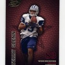 2003 Playoff Hogg Heaven Football #040 Terry Glenn - Dallas Cowboys