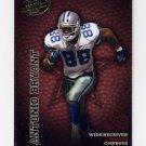2003 Playoff Hogg Heaven Football #039 Antonio Bryant - Dallas Cowboys