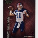 2003 Playoff Hogg Heaven Football #015 Drew Bledsoe - Buffalo Bills