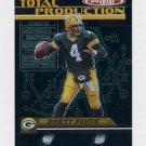 2003 Topps Total Total Production Insert #TP3 Brett Favre - Green Bay Packers