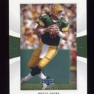 2003 UD Patch Collection Football #004 Brett Favre - Green Bay Packers
