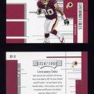 2004 Absolute Memorabilia Boss Hoggs Insert #BH14 Laveranues Coles - Washington Redskins /1000