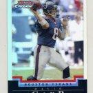 2004 Bowman Chrome Refractors #094 David Carr - Houston Texans 311/500