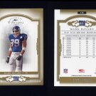 2004 Donruss Classics Football #130 Mark Bavaro - New York Giants 1071/2000