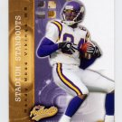 2004 Fleer Authentix Stadium Standouts #10SS Randy Moss - Minnesota Vikings