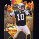 2004 Fleer Authentix Hot Ticket #09HT Chad Pennington - New York Jets