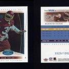 2004 Hot Prospects Football #103 Sean Taylor RC - Washington Redskins 0329/1000
