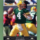 2004 Playoff Honors Football #035 Brett Favre - Green Bay Packers