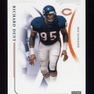 2004 Playoff Prime Signatures Silver Proofs #019 Richard Dent - Chicago Bears 14/25