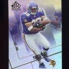 2004 Reflections Football #056 Onterrio Smith - Minnesota Vikings