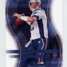 2004 SP Authentic Football #051 Tom Brady - New England Patriots
