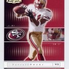 2001 Playoff Preferred National Treasures Silver #088 Terrell Owens - 49ers 368/400