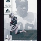 2001 SP Game Used Edition Football #063 Curtis Martin - New York Jets