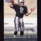 2001 Upper Deck Legends Football #153 Marques Tuiasosopo RC - Oakland Raiders 227/750