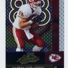 2002 Absolute Memorabilia Football #136 Tony Gonzalez - Kansas City Chiefs