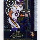 2002 Absolute Memorabilia Football #110 Randy Moss - Minnesota Vikings