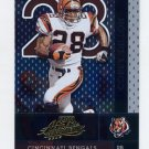 2002 Absolute Memorabilia Football #024 Corey Dillon - Cincinnati Bengals