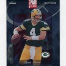 2002 Donruss Elite Football #071 Brett Favre - Green Bay Packers
