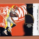 2002 Flair Football Franchise Favorites Jerseys #03 Corey Dillon - Bengals Game-Used Jersey