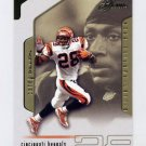 2002 Flair Collection Football #059 Corey Dillon - Cincinnati Bengals 055/200