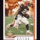2002 Fleer Focus JE Football #093 Corey Dillon - Cincinnati Bengals