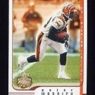 2002 Fleer Focus JE Football #076 Peter Warrick - Cincinnati Bengals