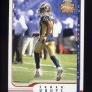 2002 Fleer Focus JE Football #075 Isaac Bruce - St. Louis Rams