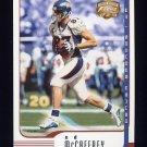 2002 Fleer Focus JE Football #009 Ed McCaffrey - Denver Broncos