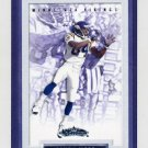 2002 Fleer Showcase Football #017 Randy Moss - Minnesota Vikings