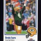 2002 Fleer Throwbacks Football #091 Brett Favre - Green Bay Packers