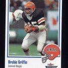 2002 Fleer Throwbacks Football #007 Archie Griffin - Cincinnati Bengals
