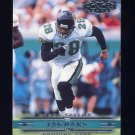 2002 Playoff Honors Football #042 Fred Taylor - Jacksonville Jaguars