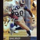2001 Bowman's Best Football #063 Isaac Bruce - St. Louis Rams