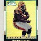 2001 Bowman Chrome Football #173 Rudi Johnson RC - Cincinnati Bengals /1999