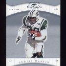 2001 Donruss Classics Football #061 Curtis Martin - New York Jets