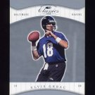 2001 Donruss Classics Football #006 Elvis Grbac - Baltimore Ravens