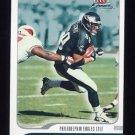 2001 Fleer Focus Football #179 Chad Lewis - Philadelphia Eagles